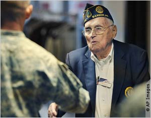 Servicemember Age May Disqualify from Active Duty