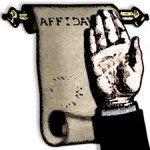 Servicemembers Civil Relief Act Affidavit