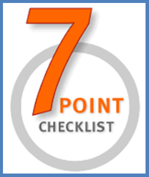 SCRA checklist for lenders