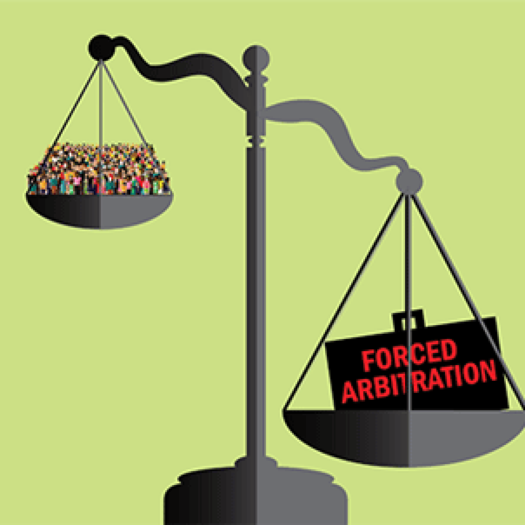 Forced arbitration and the scra